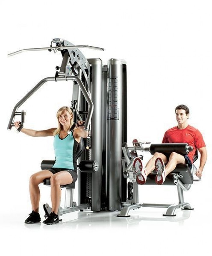 Picture of 2-Station Multi Gym System AP-7200