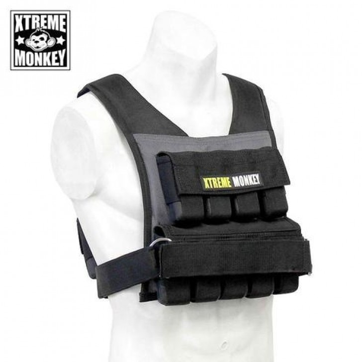 Picture of 35lbs Adjustable Weighted Vest
