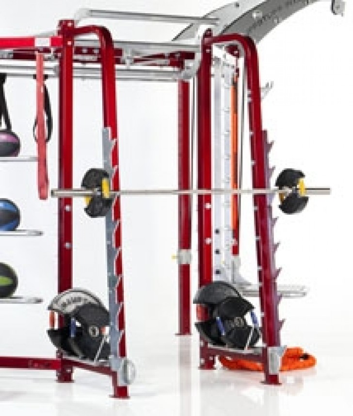Picture of Press/Squat Racking Station - CT Add on