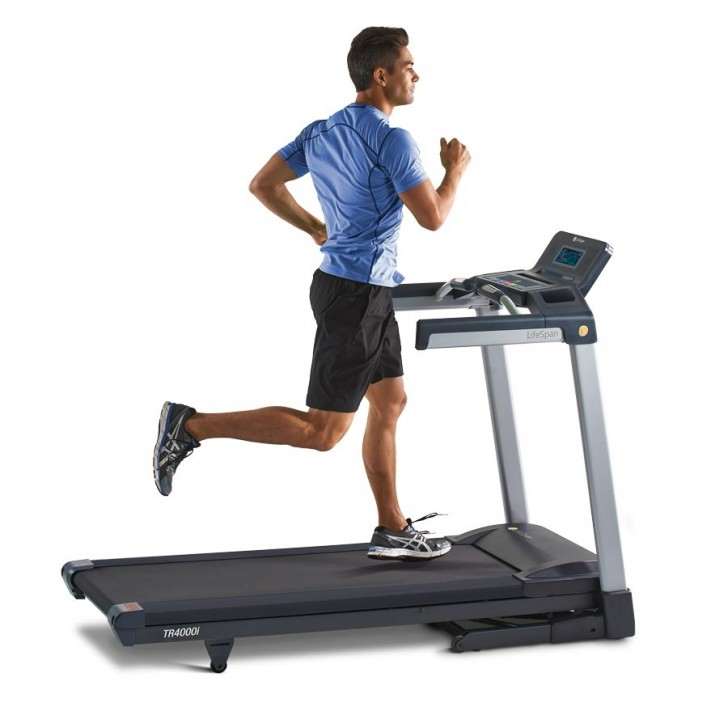Picture of TR4000i Folding Treadmill