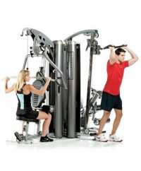 3-Station Multi Gym System AP-7300