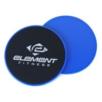 Element Fitness Power Gliding Disc - 7""