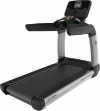 Elevation Series Treadmill with Explore Console with QuickNav Dial