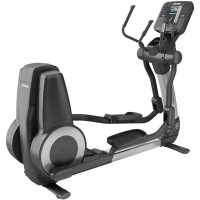 Elevation Series Elliptical Cross-Trainer - Explore Console with QuickNav Dial