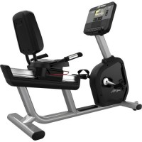 Integrity Series Recumbent Bike - X Console
