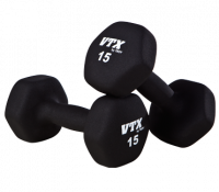 Neoprene Dumbbells - 20 lbs