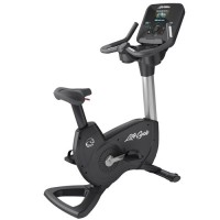 Platinum Club Series Upright Lifecycle® Exercise Bike with Discover™ SI Console