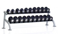 PPF-752 2-Tier Saddle Dumbbell Rack