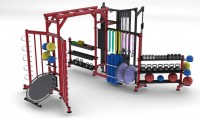 The Zone Functional Training XFT 500