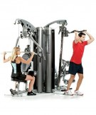 Picture of 3-Station Multi Gym System AP-7300